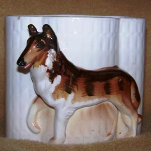 Collie Planter